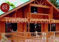 Living log houses 90 mm, 90+70 mm