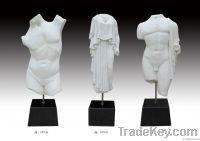 Bust figurine