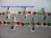 Cloisonne bead
