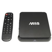 M8S ANDROID OTT TV BOX AMLOGIC S812 CHIPSET QUAD CORE 4K CPU