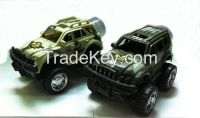 Sell cartoon truck type sweet candy toys
