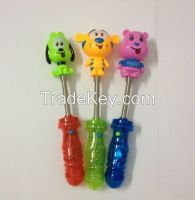 Flash toys type sweet candy toys