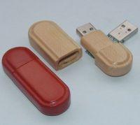 Wooden USB Flash Drive KT-WD002