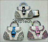 Jewellery bag USB Flash Drive JD006