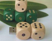 Wooden USB Flash Drive-WD008