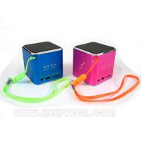 Square Shaped Portable Speakers