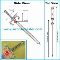 Thunder Cats Sword Light up