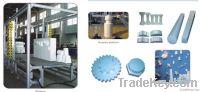 Hot wire CNC eps cutting machine