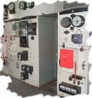 Electrical switches relay breaker panel