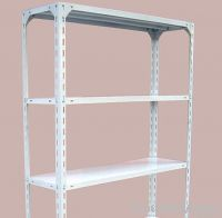slot angle shelf
