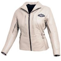 Leather Casual Jacket ( Ladies )