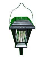 Solar mosquito killer lamp