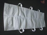 biodegradable body bag with Straight zipper