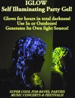 Hair Glowing Gel (iGlow)