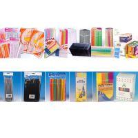 Drinking straws packing & individual items