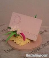 Lily card holder
