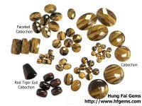 Cabochon, Component of semi-precious stone