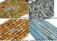 semiprecious bead strands