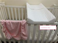 Infant Contoured Changing Pad