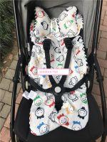 Stroller Pram Cushion Padding, car seat cotton seat pad