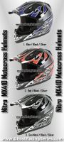Nitro Racing Helmets