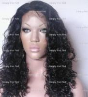 Christina Milian inspired full lace wig