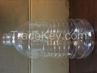 PET Plastic Oil Bottles