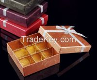 Gift chocolate box, food box, donut box, gift box, box, packing