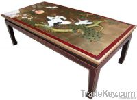 lacquer furniture coffee table