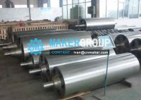 Sink roll Φ500 / Galvanizing equipment  parts/3 rolls & 6 arms assembly