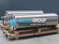 Sink roll Φ600 / Galvanizing equipment  parts/3 rolls & 6 arms assembly