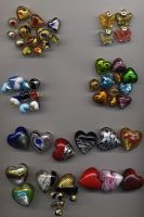 glass beads shapes