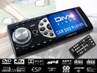 "Car DVD Player & AM/FM Radio with a Built in 3.5"" TFT Screen"