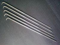 Nonwoven needles
