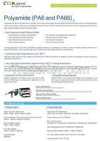 Nylon66 Glassfiber reinforced resins