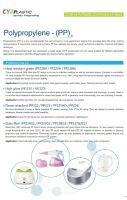 PP, Glass Fiber PP, Flame Retardant PP, Heat Resistant PP, High Gloss PP, PP Resin, PP Compound, PP Pellet, PP Granule