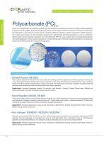 PC, Polycarbonate, GP PC, FR PC, GF PC, GF+FR PC, LED PC