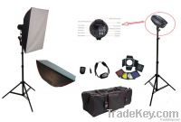 Digital Display Photo Studio Flash 400W Kit