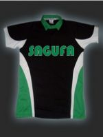Sublimated Print Jersey