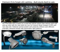 Fit&Forget LED Industrial commercial  lighting -Quality built to Outlast