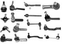 ball joint, stabilizer link, tie rod end, control arm, suspension parts