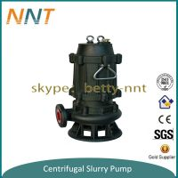 Submersible slurry pump for mining and sand dredging/Whatsapp:+8615533695736
