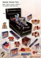 High Quality Wooden Puzzle, giftware