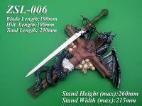 Fantasy Knife and Fantasy Sword