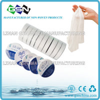 High Quality  Compressed  Restaurant TissuePaper/Compressed Disposable Restaurant Towel Factory in China