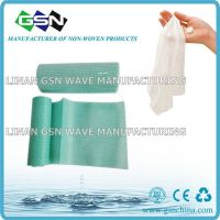 biodegradable  Multi-purpose cleaning cloth  roll