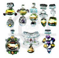 Wholesale .925 Silver Gemstone Jewelry lots