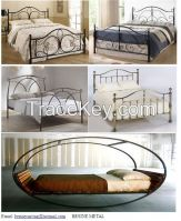 decorative Metal bed