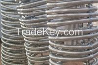 heat exchanger finned hose