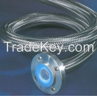 stainless steel PTFE Lined Hose